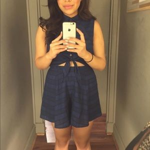 Urban Outfitters Cooperative Romper